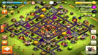 Clash of Clans- Tour of My Base (Episode 1) - YouTube
