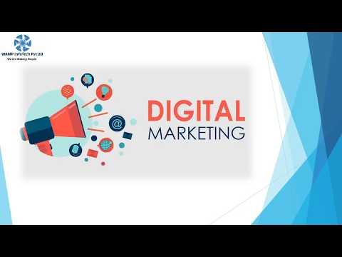 Best Digital Marketing Solution provider WAMP InFotech Pvt Ltd