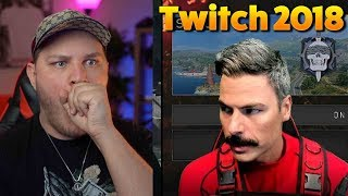 Best Twitch Moments - Reaction