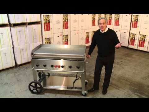 Crown Verity Inc. - Mobile Griddles