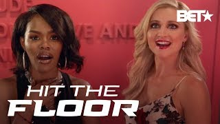 Kyle Has a MAJOR Surprise for London (Teyana Taylor) | Hit The Floor