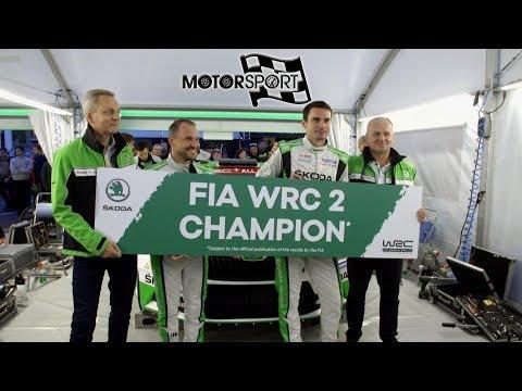 Motorsport 2018 - 14. díl - Cesta za titulem ve WRC 2