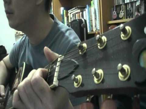 然而 你永遠不會知道 陳昇 Guitar Cover