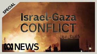 IN FULL: An ABC News special on the Israel-Gaza conflict   ABC News