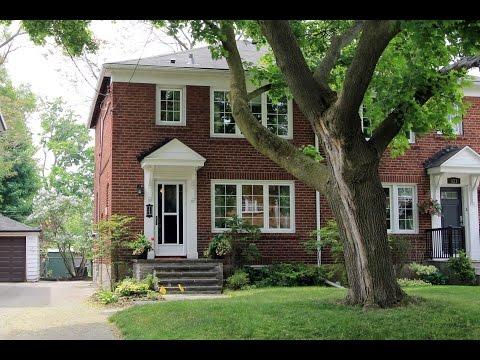 (Sold!) 3 Bedroom Semi | North Leaside, Toronto | Bonnie Byford R.E.