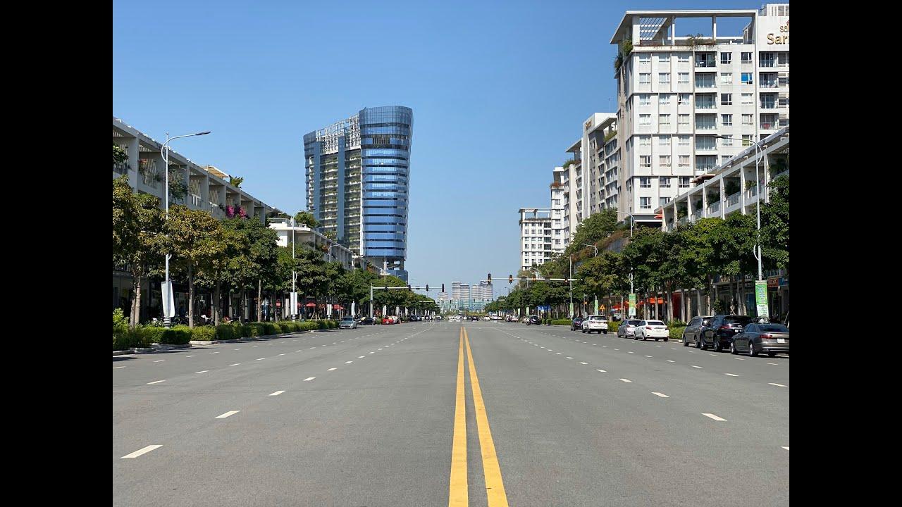 Bán nhanh shophouse Sari Town, Sala ĐQM, Thủ Thiêm Quận 2, đa tiện ích giá nội bộ 0938154565 video