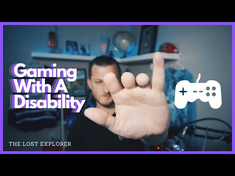 Gaming With A Disability - How I Got I Here
