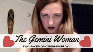 What it's like to date a Gemini woman (TWO FACED OR OTHER-WORLDLY?) 🌟🎭☯️♊️
