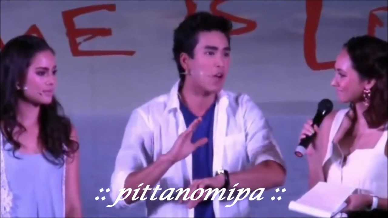 Solvil et titus time is love nadech yaya dating. Dating for one night.