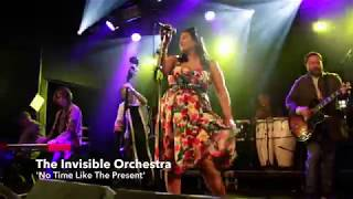 The Invisible Orchestra - 'No Time Like The Present' Live at Nottingham Rock City