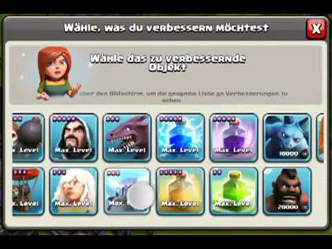 Clash of Clans Characters Dark Barracks Clash of Clans Characters Dark
