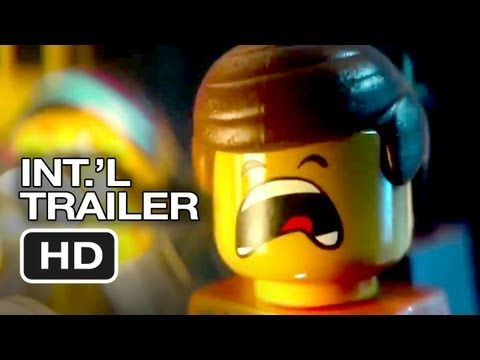 The Lego Movie International Teaser Trailer #1 (2013) - Lego Movie HD