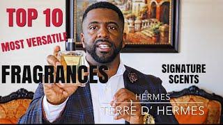 Top 10 Most Versatile Fragrances-Designers (Signature Scents)