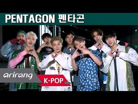 [Pops in Seoul] Ten-tastic! PENTAGON(펜타곤)'s Naughty boy(청개구리) MV Shooting Sketch