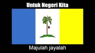 Malaysian State Anthem of Penang (Untuk Negeri Kita) - Nightcore Style With Lyrics
