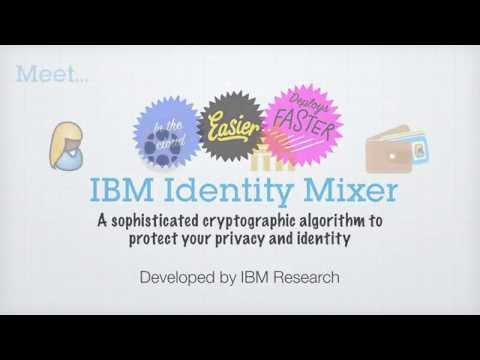 Built on years of IBM research and original algorithms, Identity Mixer is a new cryptography tool allowing developers to use the power of IBM Cloud to easily build breakthrough user privacy technology into their apps, and virtually eliminate the need for users to share personal data with the apps they use.