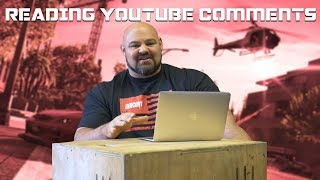 I'M IN THE NEW GRAND THEFT AUTO?!?! | READING YOUTUBE COMMENTS | BRIAN SHAW - YouTube