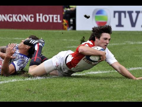 Hong Kong Sevens Tries 2010