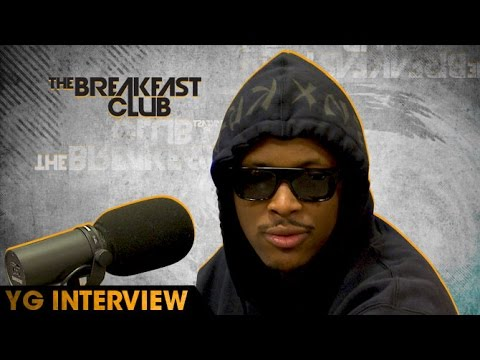 YG Interview With The Breakfast Club (6-22-16)
