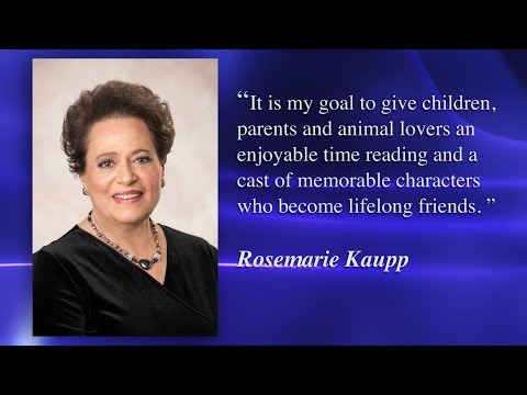 CUTV News Radio Recognizes Children's Book Author Rosemarie Kaupp