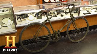 Pawn Stars: World War II Military Bicycle (Season 15) | History