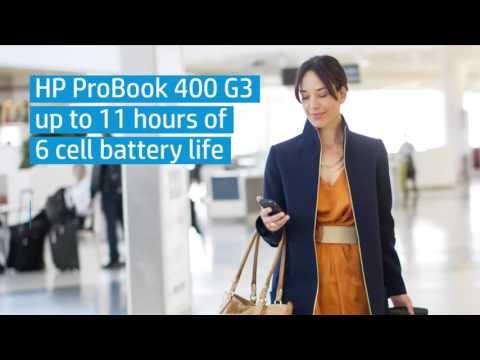 HP ProBook 400 G3 Series