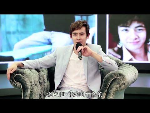 [HD] 140612 Youku All Star - Nichkhun's Talk Show (in English)
