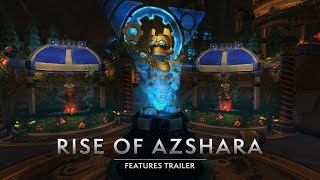 Rise of Azshara Features Trailer preview image