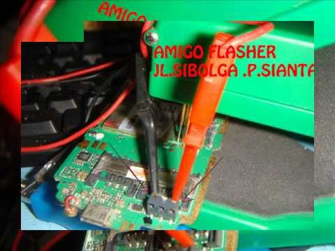 """Nokia N97 super fast flashing with ATF (Advance Turbo Flasher) 1'37"""""""