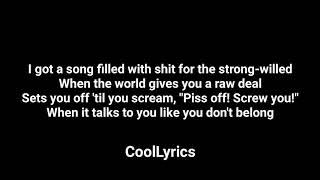 Venom Eminem Lyrics