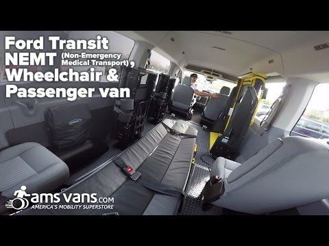 Ford Transit NEMT | AMS Vans