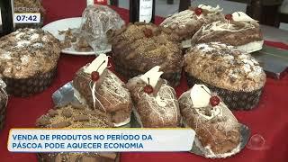 + Empregos: venda de produtos no período da páscoa pode aquecer economia