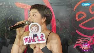 Miu Lê khoe giọng ngọt ngào khi hát Người trong hồi ức