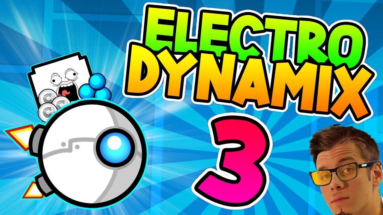 ¡NUEVO ELECTRODYNAMIX 3 EN GEOMETRY DASH!