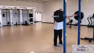 """First Leg workout in the """"Push Pull Legs"""""""