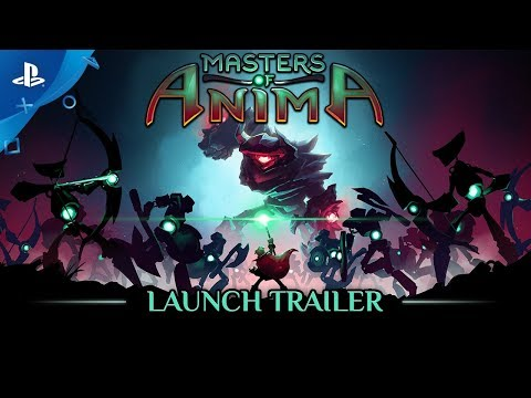 Masters of Anima Trailer