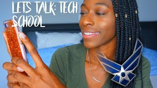 TECH SCHOOL (SHEPPARD AFB) |HE GOT HIS PHONE BACK!