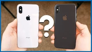 Silver or Space Gray: Which iPhone X Should You Buy?