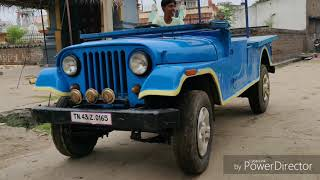 old is gold small boy first time Jeep driving Jeep20 part 20 - New Tractors