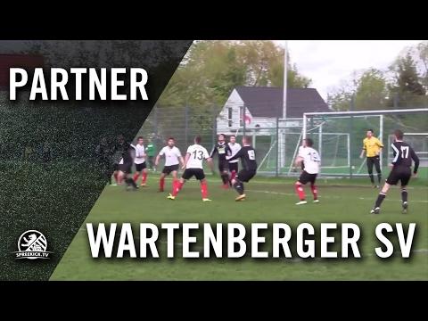 SG Blankenburg - Wartenberger SV (Bezirksliga, Staffel 3) - Spielszenen | SPREEKICK.TV