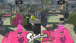 Splatoon 2 4.2 Update: How The Reef Changed