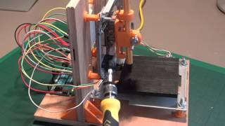 Yet another DIY CNC plotter - RadaR