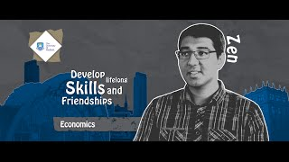 Why Zen chose to study economics at Sheffield