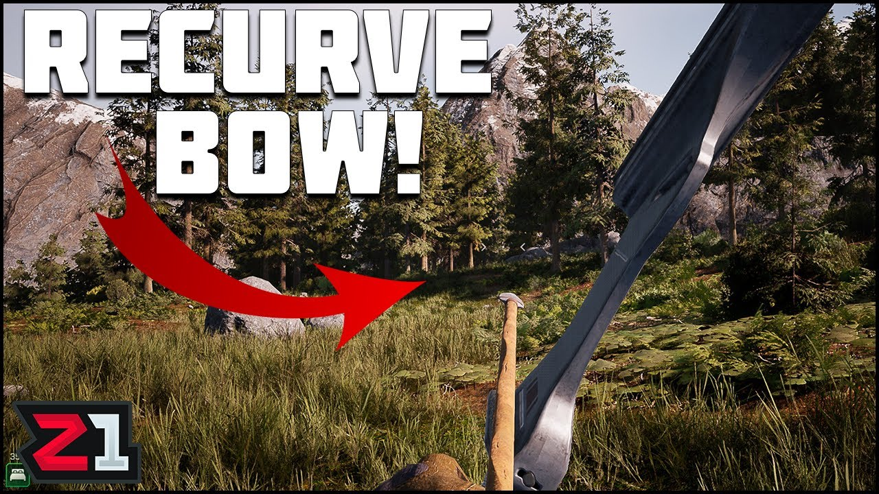 Final Preparations, Aluminum Mining and Building The Recurve Bow ! Icarus Beta 4 [E4] | Z1 Gaming