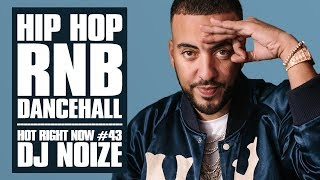 🔥 Hot Right Now #43 |Urban Club Mix July 2019 | New Hip Hop R&B Rap Dancehall Songs|DJ Noize