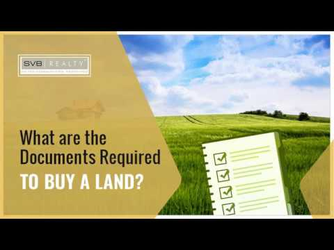 Documents Needed to Be Verified Before Buying a Property
