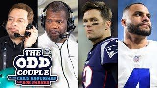 Rob Parker Would Take Tom Brady OVER Dak Prescott