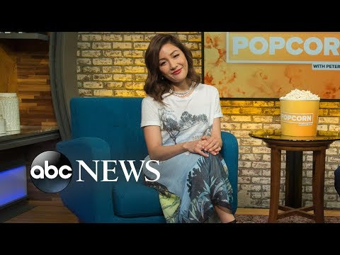 'Crazy Rich Asians' star Constance Wu on her game changing romantic comedy