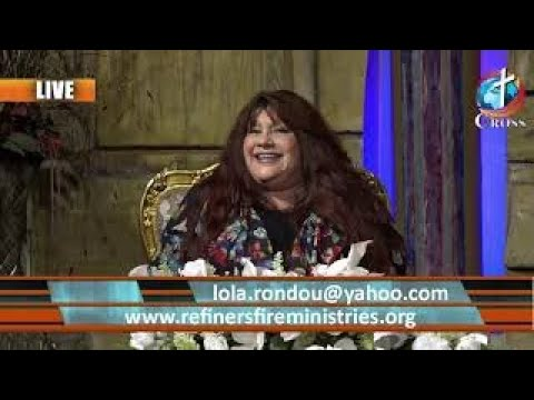 Refiners Fire with Rev Lola Rondou 01-19-2021