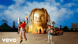 Travis Scott - WHO? WHAT! (Official Audio)
